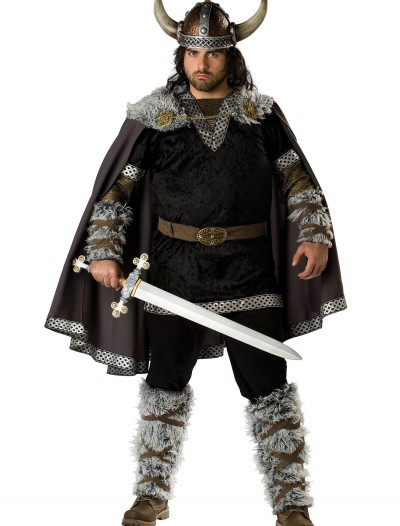 Plus Size Viking Warrior Costume buy now