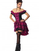 Plus Size Violet Dance Hall Queen Costume buy now