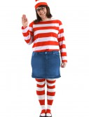 Plus Size Where's Wenda Costume buy now