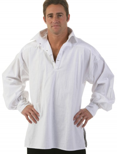 Plus Size White Highlander Shirt buy now