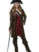 Plus Size Womens Caribbean Pirate Costume buy now