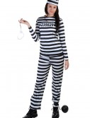 Plus Size Womens Prisoner Costume buy now