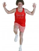 Plus Size Workout Video Star Costume buy now