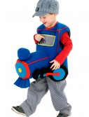 Plush Ride in Train Costume buy now