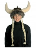 Plush Viking Hat w/Braids buy now