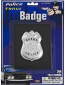 Police Badge on Wallet buy now