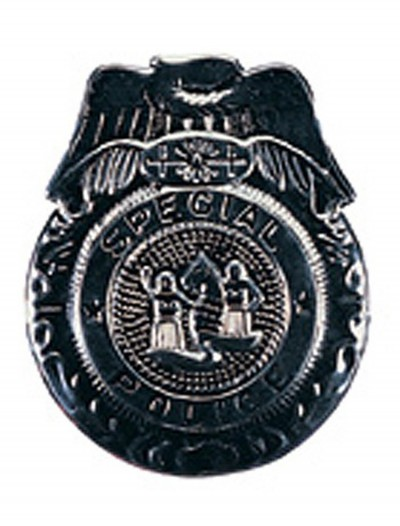 Police Officer Badge buy now