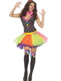 Polka Dot Tutu Clown Dress buy now