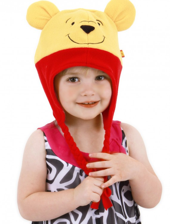Pooh Hoodie Hat buy now