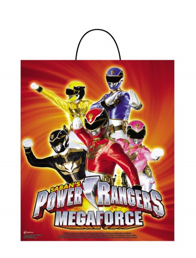 Power Ranger Megaforce Essential Treat Bag buy now