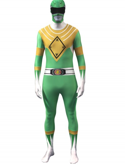 Power Rangers: Green Ranger Morphsuit buy now