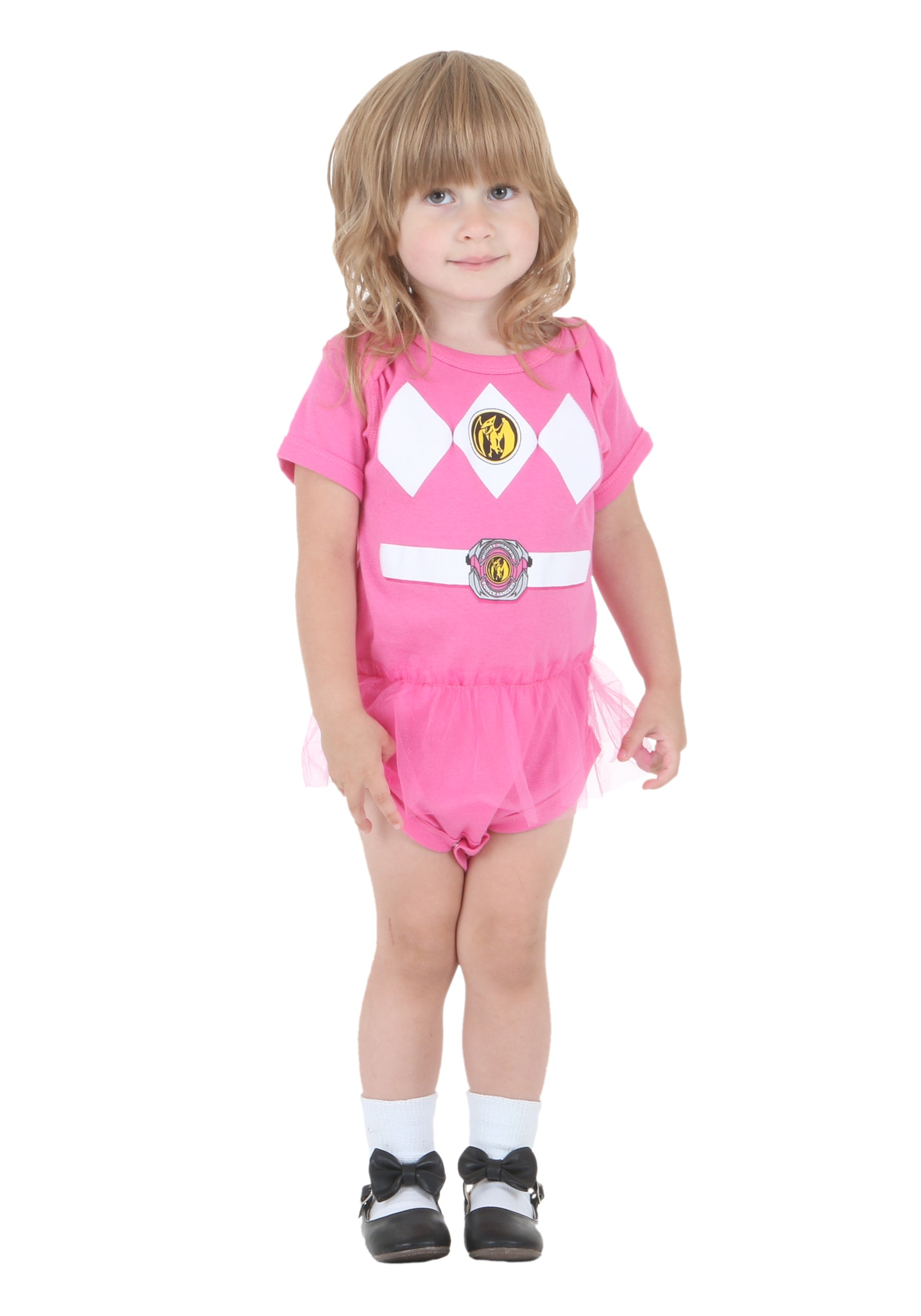 Power Rangers Pink Ranger Tutu Onesie  sc 1 st  Halloween Costumes : pink ranger costume for adults  - Germanpascual.Com