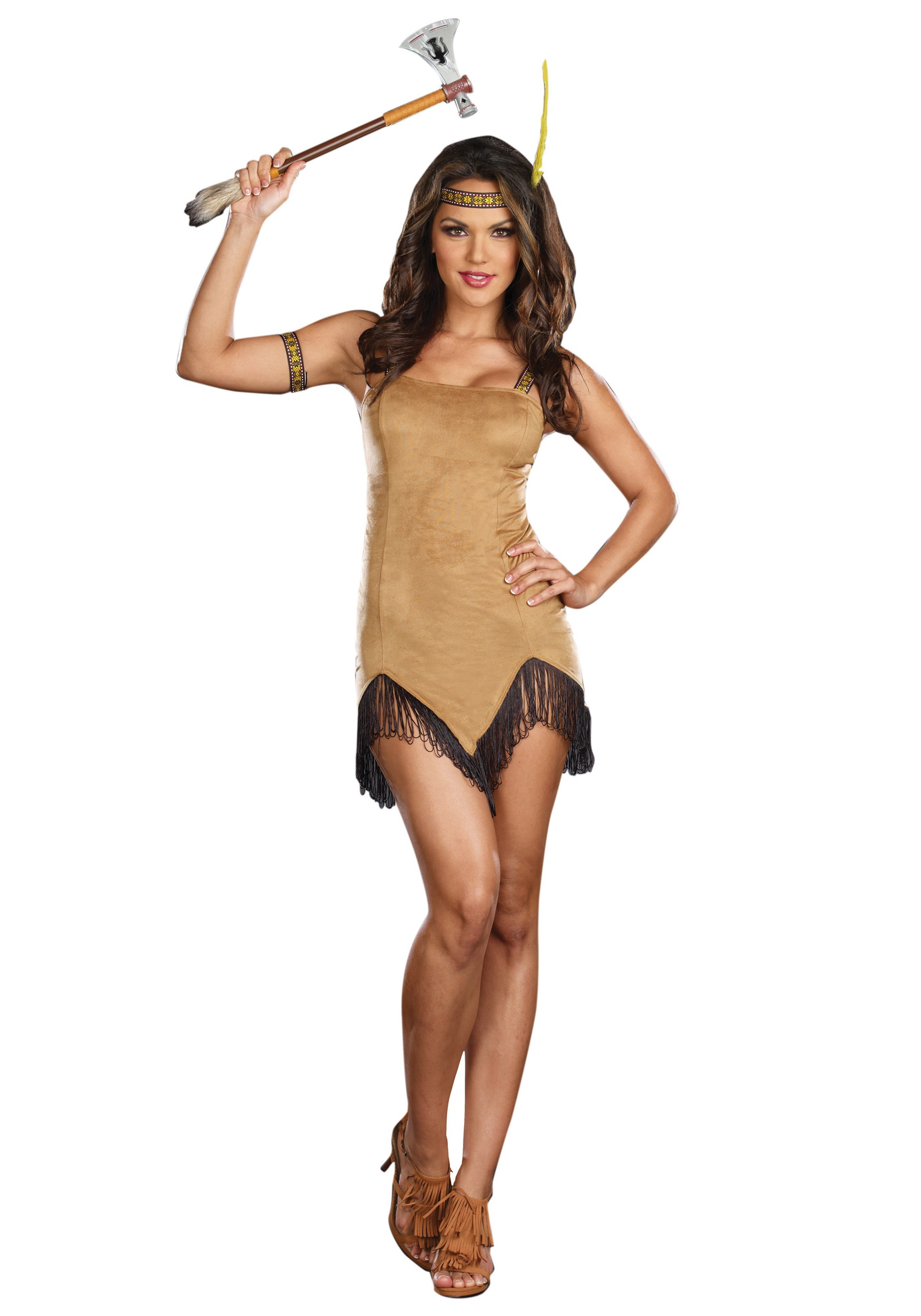 Prances With Wolves Indian Costume  sc 1 st  Halloween Costumes & Prances With Wolves Indian Costume - Halloween Costumes