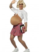 Pregnant School Girl Costume buy now