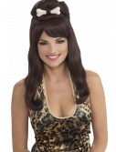 Prehistoric Brown Princess Wig buy now