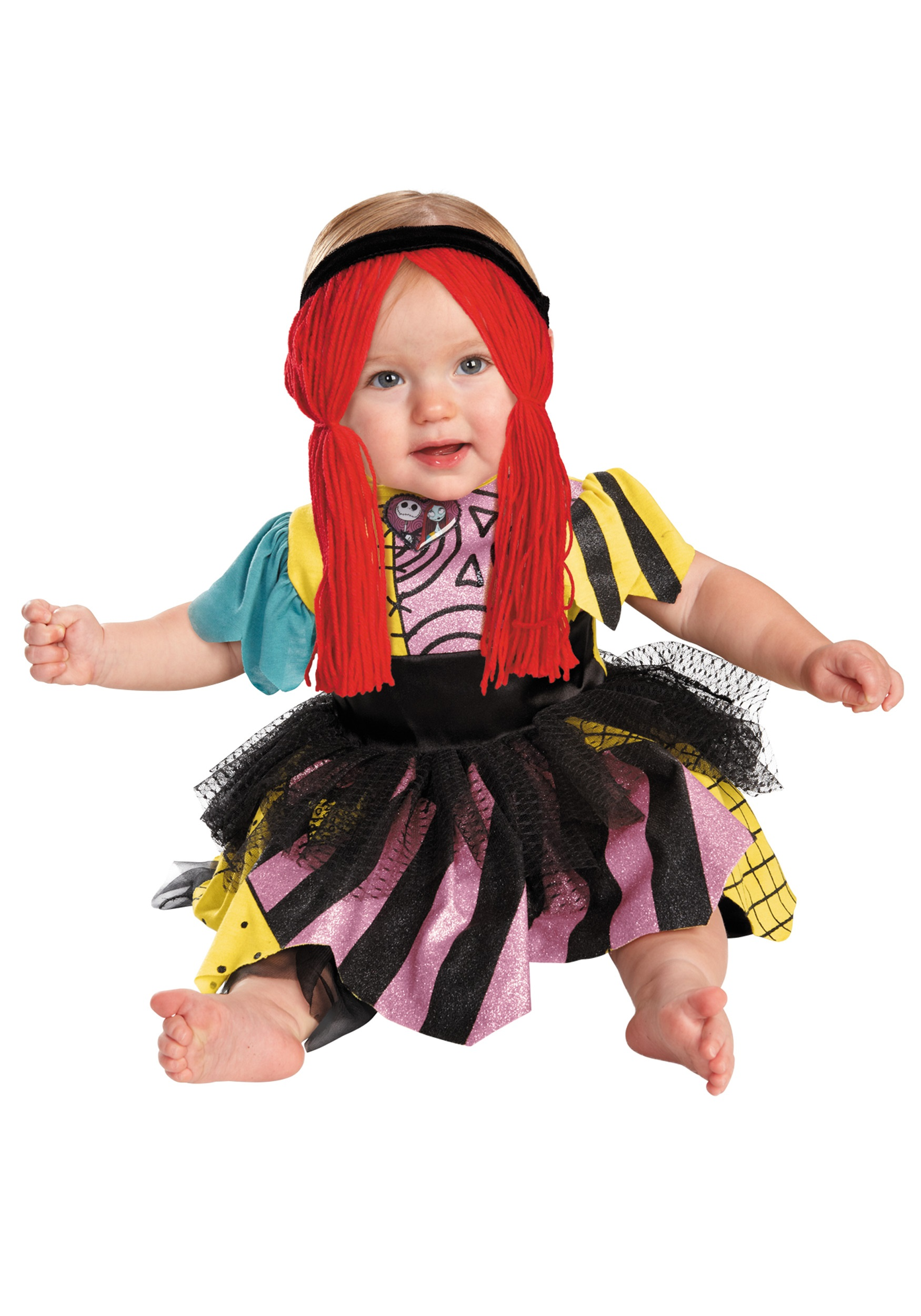 Prestige Infant Sally Costume - Halloween Costumes