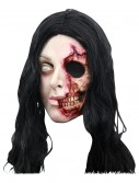 Pretty Zombie Woman Mask buy now