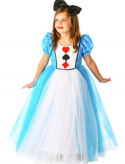 Child Princess Alice Costume buy now
