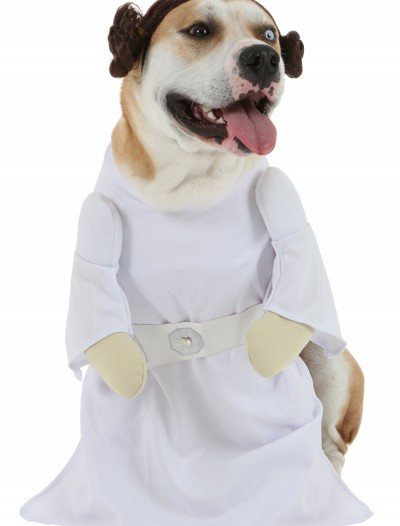 Princess Leia Dog Costume buy now