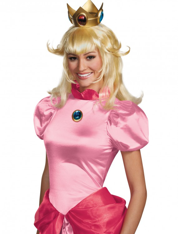 Princess Peach Adult Wig buy now