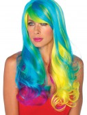 Prism Long Rainbow Wig buy now