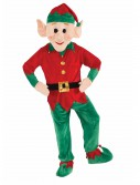 Promotional Elf Mascot Costume buy now