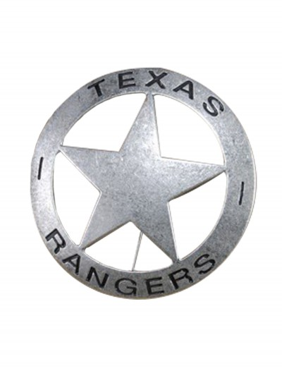 Prop Replica Lone Ranger Badge buy now