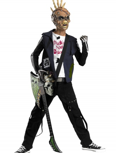 Punk Rocker Zombie Costume buy now