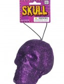Purple Glitter Skull buy now