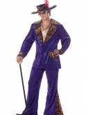 Purple Pimp Costume buy now