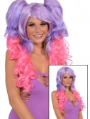 Purple/Pink 3 Piece Wig buy now