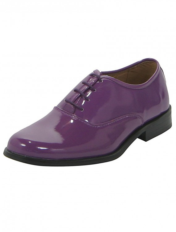 Purple Tux Shoes buy now