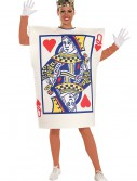 Queen of Hearts Card Costume buy now
