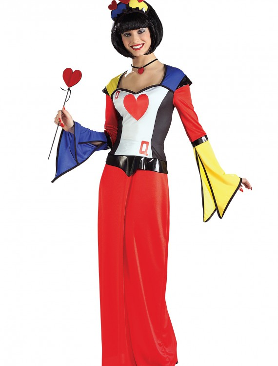 Queen of Hearts Teen Costume buy now