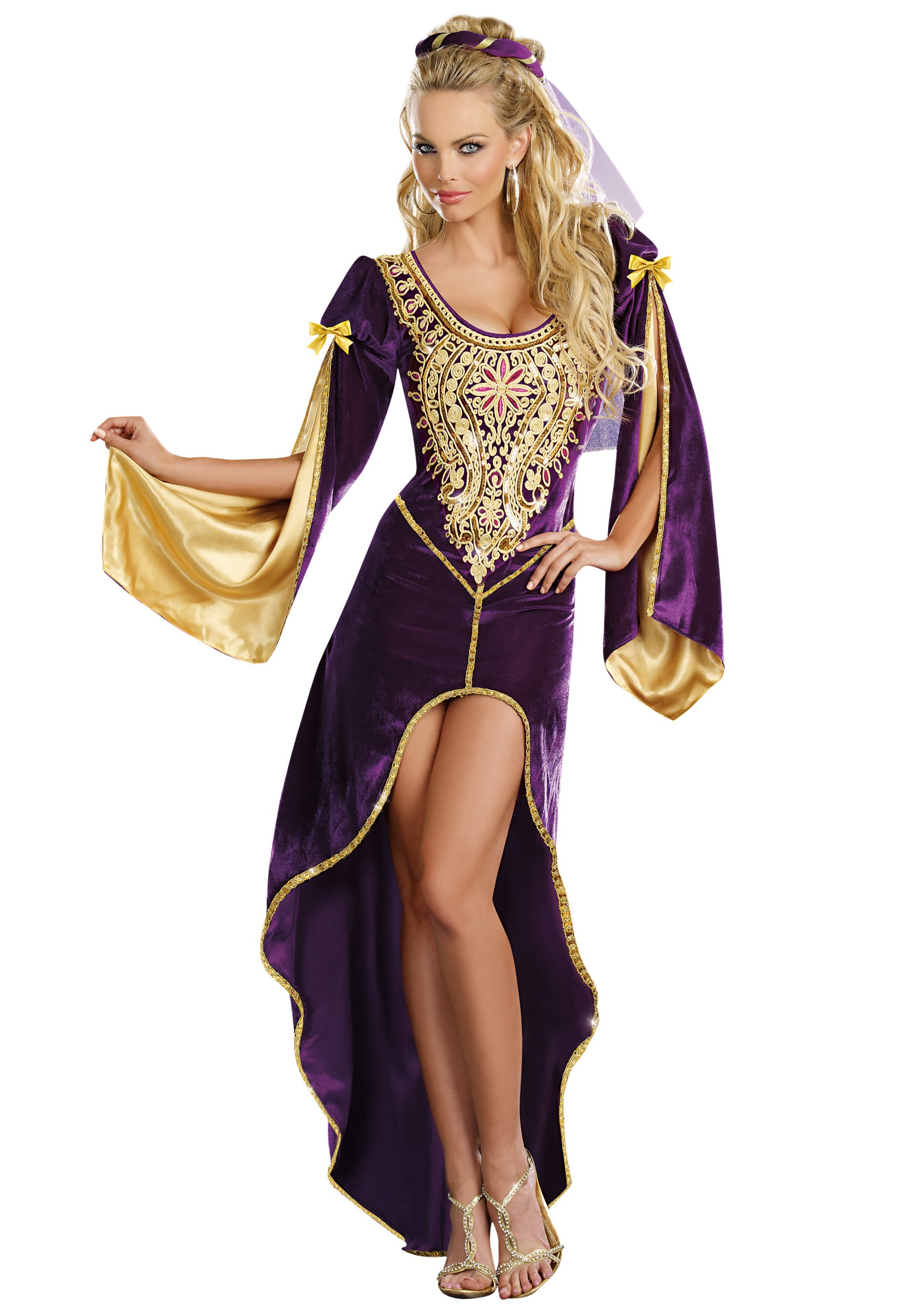Queen of Thrones Renaissance Costume  sc 1 st  Halloween Costumes & Queen of Thrones Renaissance Costume - Halloween Costumes