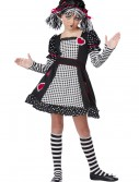 Rag Doll Girls Costume buy now
