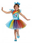 Rainbow Dash Tutu Prestige Costume buy now