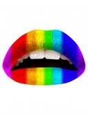 Rainbow Lip Applique buy now