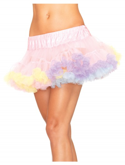 Rainbow Mini Tulle Petticoat buy now