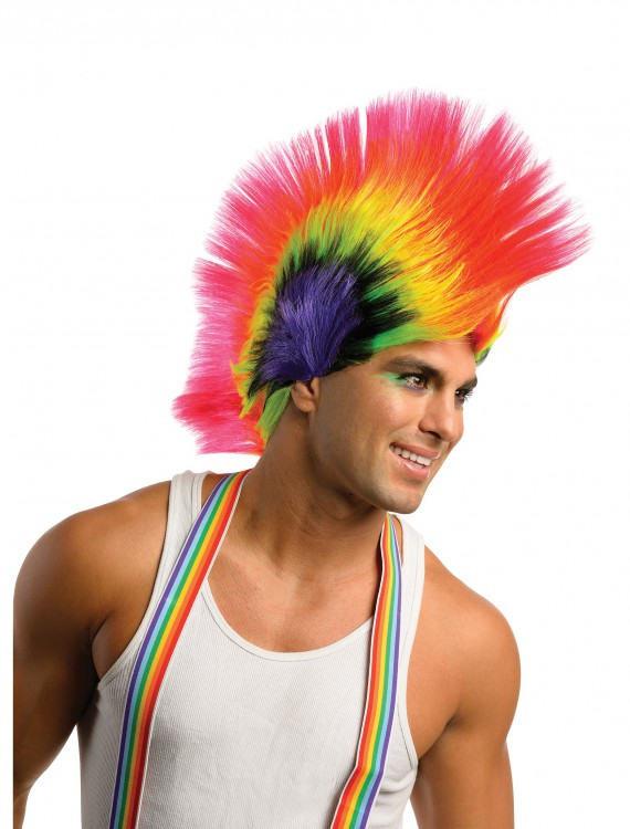 Rave Punk Wig buy now