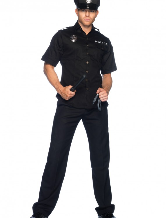 Realistic Police Costume buy now