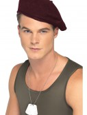 Red Beret Hat buy now