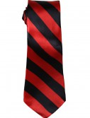 Red and Black Striped Tie buy now