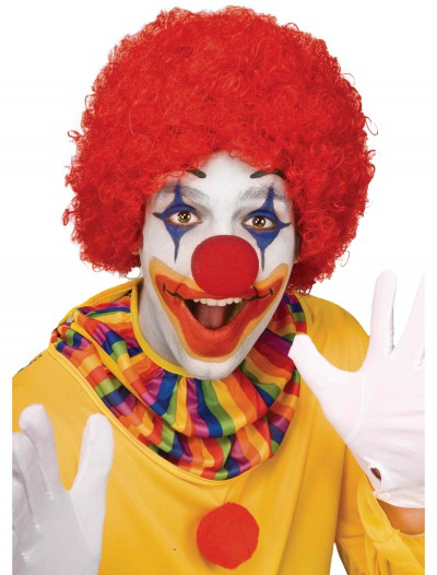 Red Clown Wig buy now