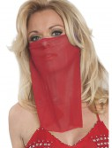 Red Face Veil buy now