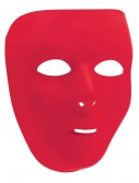Red Full Face Mask buy now