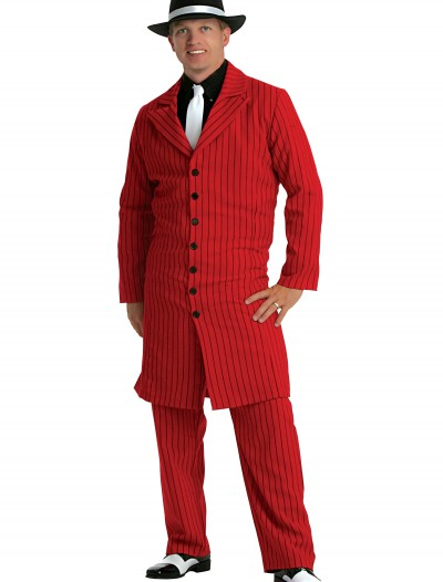 Red Gangster Zoot Suit buy now