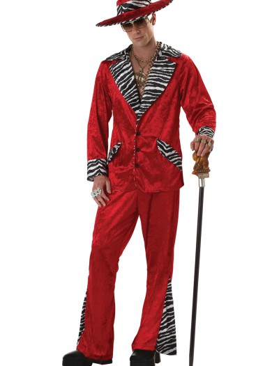 Red Pimp Costume buy now