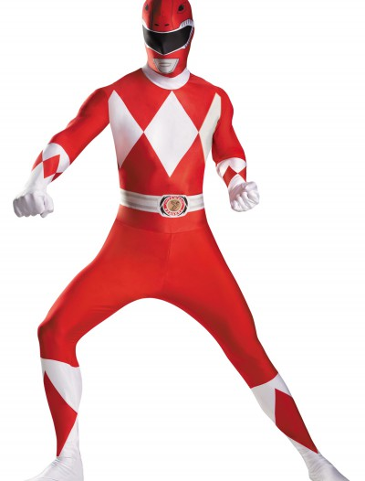 Red Ranger Bodysuit Costume buy now