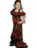 Red Rose Spanish Dancer Costume buy now